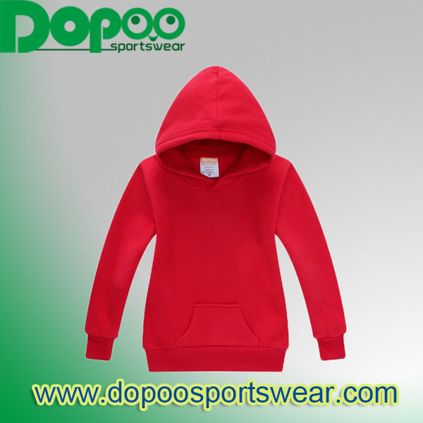836269bb sublimation plain 100% polyester wholesale blank pullover hoodies DPHJ032