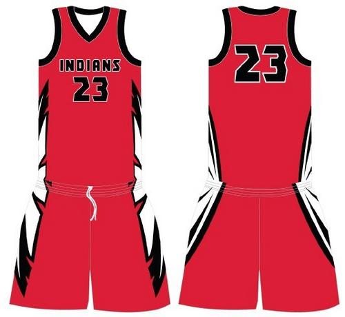 dc0d18151 new reversible basketball jersey uniform design basketball uniform design  red and and white DPBKJ043